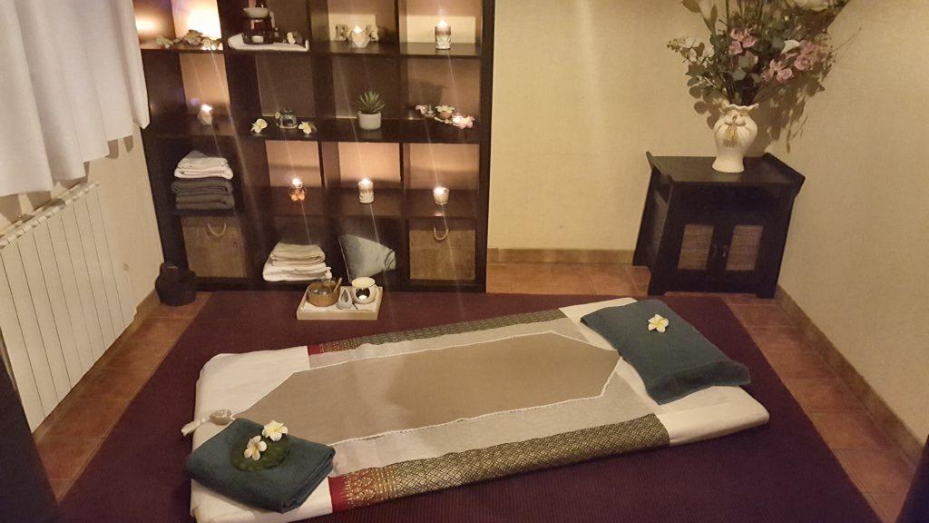 Massage traditionnel Thailandais Dreux Houdan