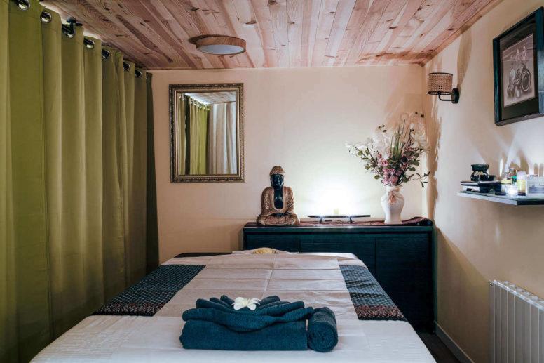 Massage aromatherapie - Thai Bien-Etre